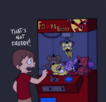 That's Not Freddy! by itsaaudra