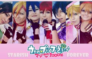 STARISH Group :: Uta no Prince Sama Cosplay by plu-moon
