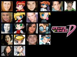 PPGD Voice actors casting by SoapMacTavishTF141
