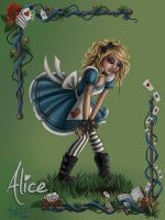 Alice 2014 by McManamanimation