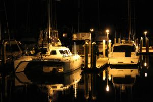 Moored boats #2 by N-ScapePhotography