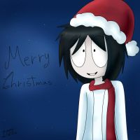 Merry Christmas by ask-jeff-teh-killer