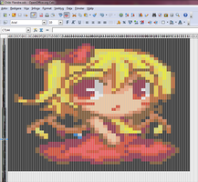 Chibi Flandre Excell by Jollepoker