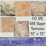 Old Paper Textures by debh945