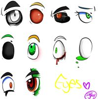 Guess the eyes by RIP-Joey