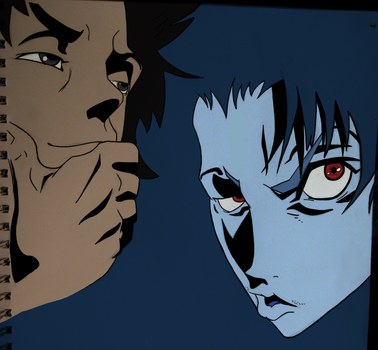 Mugen colored by xShaggersx