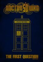 Doctor Who 50th Anniversary poster by donobowk