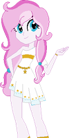 CE: Shining Dream's EQG normal outfit by Starlollipop