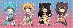 CakeWan Collab Adopts [CLOSED] by WanNyan