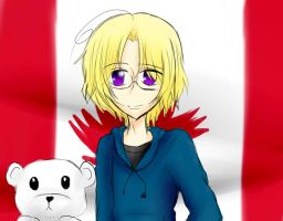 Canada by chibi-nao15