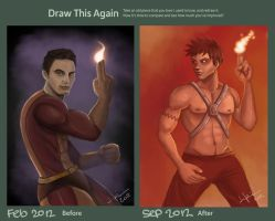 Draw this Again Contest 2 by jericilag