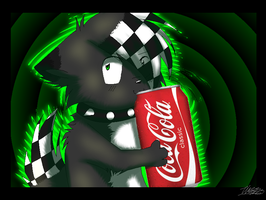 Mah Cola x3 by CookiemonsterMS