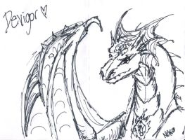 Devigor Sketch thingy by Shinigami-Souls