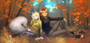 autumnal mood by Orphen-Sirius