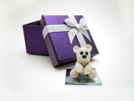 Another Bear 1 by SmallCreationsByMel