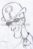 The riddler 2 by gabo2020