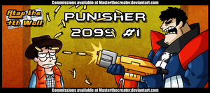 AT4W: Punisher 2099 no.1 by MTC-Studios
