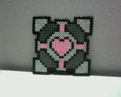 Companion Cube by AnimeFur