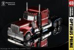 ROTF Classic Red/Blue Optimus Prime by xeltecon