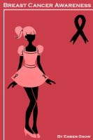 + Breast Cancer Awareness + by ember-snow