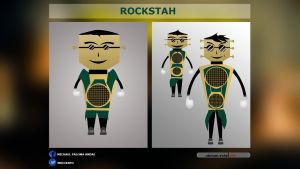 Rockstah by Nocturnalprods