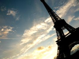Paris, France by piink-chamallow