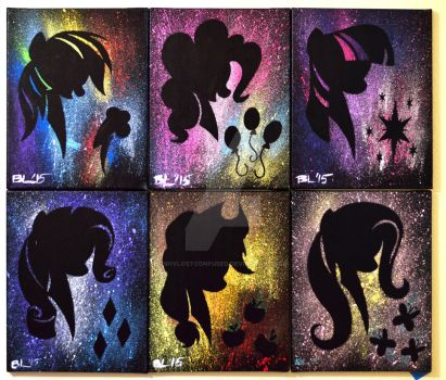 Splatter Mane 6: professional pictures by shyredd