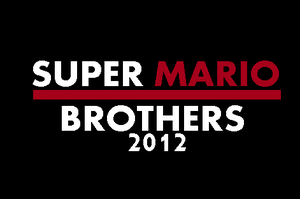 Super Mario Bros 2012 Doomsday Banner by BuzzNBen