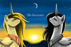 Rise of the Successors by Valkyrie-Girl