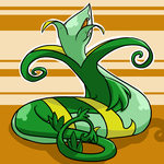 Serperior by cocowoushi