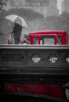 Red Carriage by pmaeck