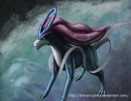 suicune by the-art-junky