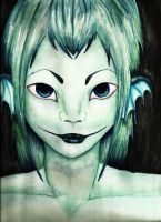 Water Fae by Death-by-KIRA