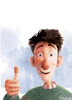 Arthur Christmas by Tommy92c