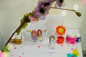 [T-C] January Letter Event 2015 by StrawberryAiki