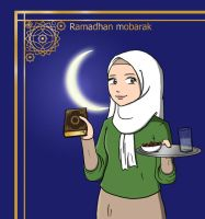 MM - Ramadhan is Here Contest by tuffix