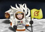 Naruto in Space by Sandy--Apples