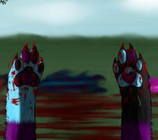Theres Blood by Zophrenia