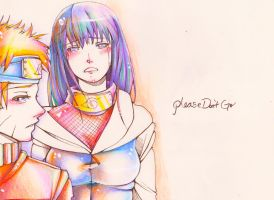 .NaruHina.PleaseDon'tGo. by BlissfulGold
