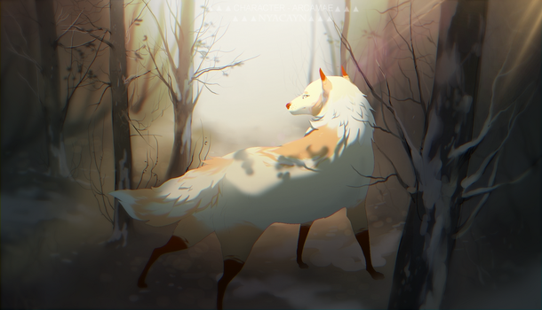 late fall by nyacayn