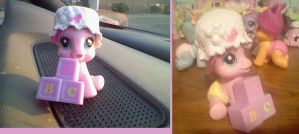 Baby Toola Roola Pony by BlazeHeartPanther