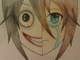 Jeff the killer by demonlucy