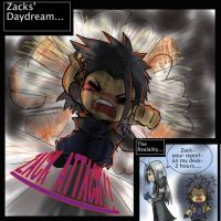ZACK ATTACK by Konazumi