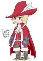 Ingus - Red Mage by dbCoopmore