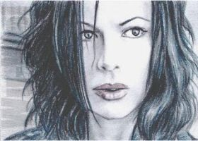Kate Beckinsale PSC by whu-wei