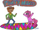 PARTY HARD by DustyScarecrow