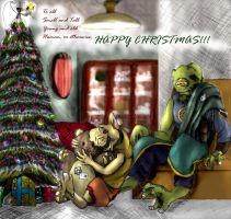 'When You see Under the Christmas Tree...quo by Dracontar