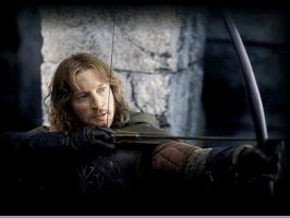 Faramir Desktop Screen Shot by lady-lupin