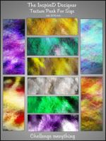 Texture Pack For Sigs by AhmedART