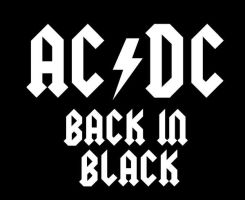 ACDC BACK IN BLACK by JackDrown